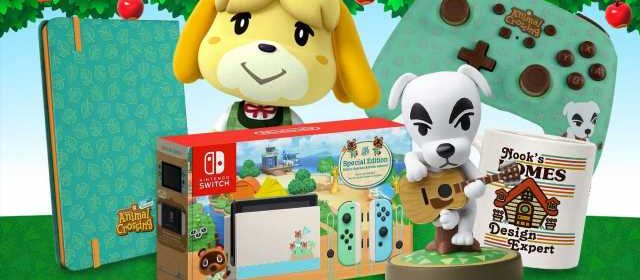 Animal Crossing New Horizons Gear Switch Controllers Cases