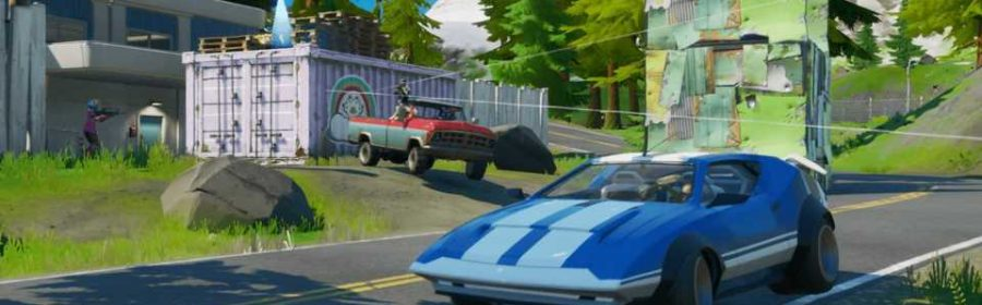 Where Are The Driveable Cars In Fortnite Chapter 2 Season 3